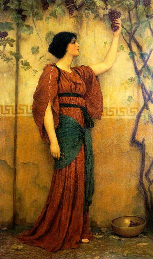 godward-woman-grapevine.jpg
